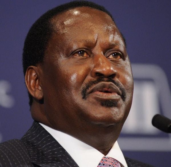 Raila warns DP William Ruto over premature campaigns.