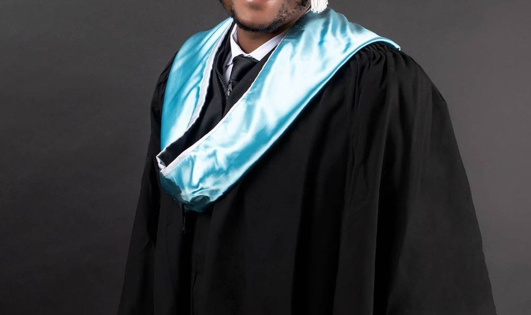 Comedian And Radio Presenter Jalango Finally Graduates