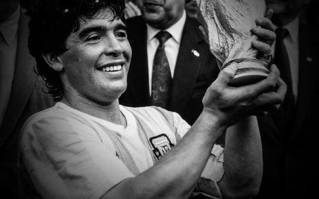 Diego Armando Maradona is dead