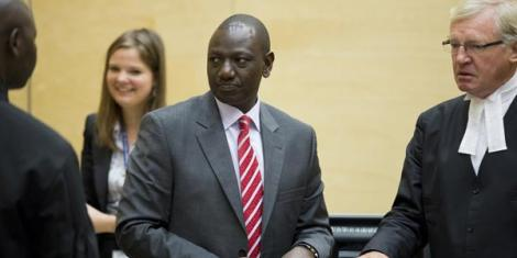 Plans to stop DP Ruto using ICC