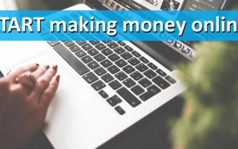 Making money online in Kenya