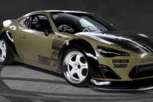 OnPoint to Sponsor Pat Cyr's Scion FR-S