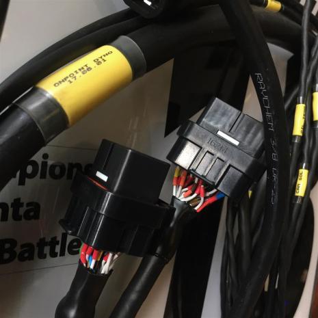 Will M130 ECU Connectors