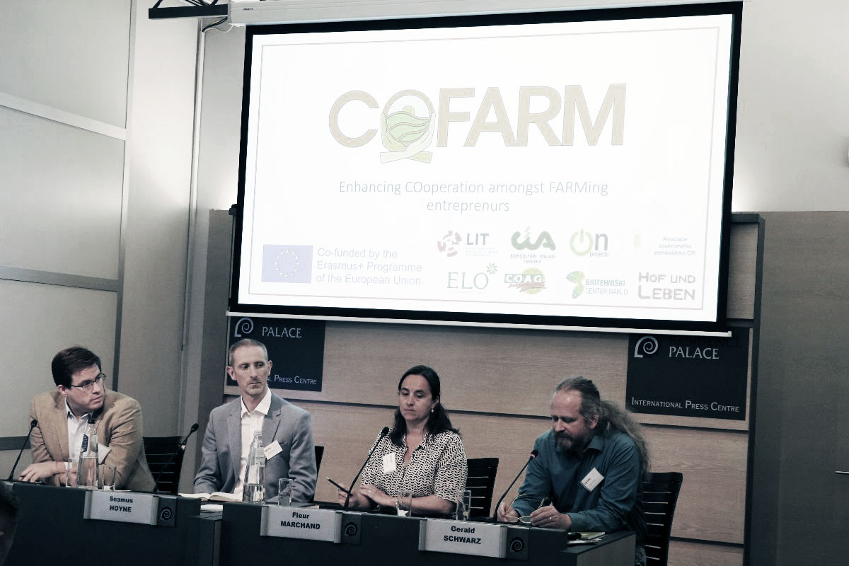 Conferencia cofarm speakers