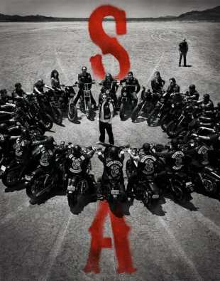 Sons Anarchy Saison Poster Fit 310 Ssl Sonny