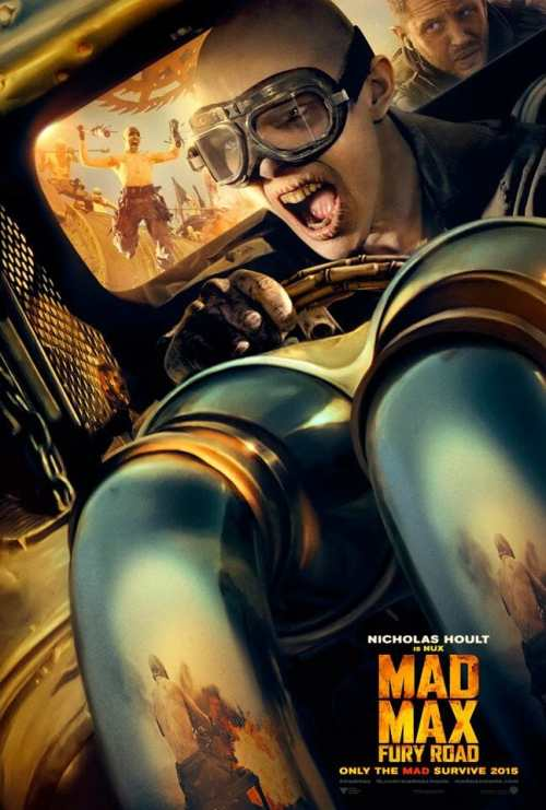 Mad Max Hoult