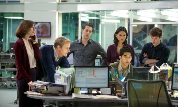 The-Newsroom-cast
