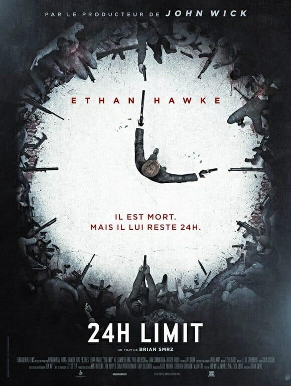 [Critique] 24H LIMIT