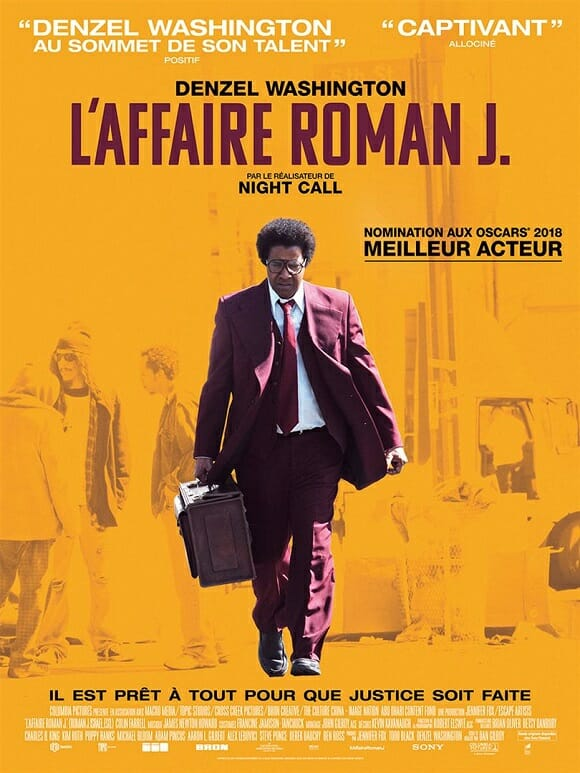 [Critique] L'AFFAIRE ROMAN J.