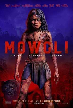 [Trailer] Mowgli : Andy Serkis présente sa version du Livre de la Jungle !