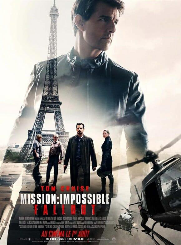 [Critique] MISSION : IMPOSSIBLE – FALLOUT