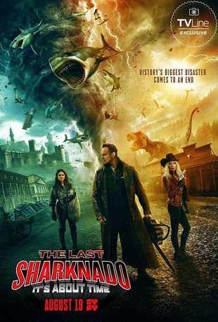 [Trailer] Sharknado 6 : c'est enfin terminé !