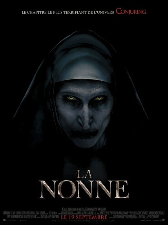 [Critique] LA NONNE