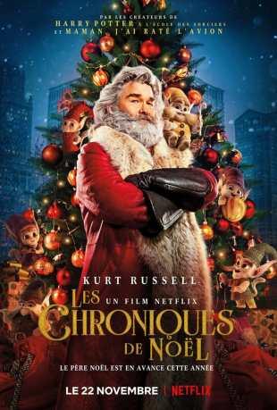 [Trailer] Les Chroniques de Noël : Netflix envoie Kurt Russell dans votre cheminée !