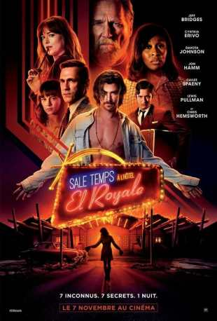 [Critique] SALE TEMPS À L'HÔTEL EL ROYALE