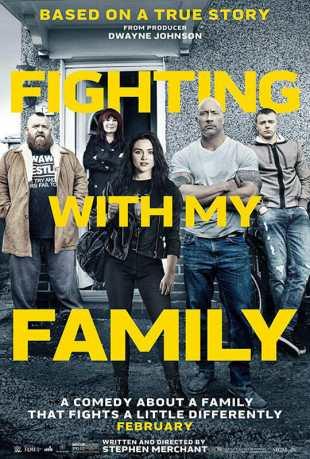 [Trailer] Fighting with my family : coup de la corde à linge !