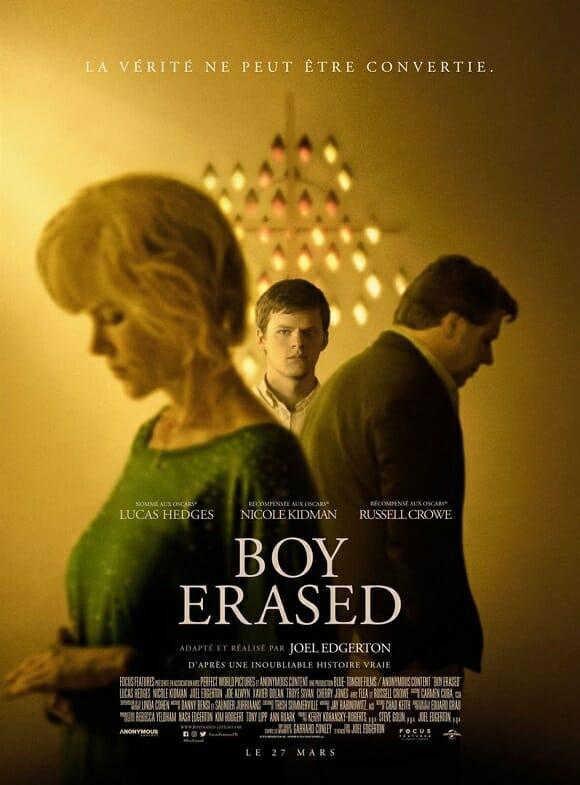 [Critique] BOY ERASED