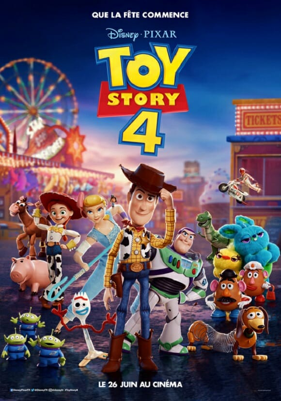 [Critique] TOY STORY 4