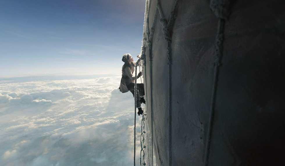 The-Aeronauts-Felicity-Jones