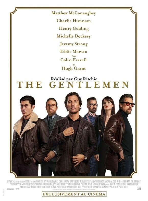 [Critique] THE GENTLEMEN