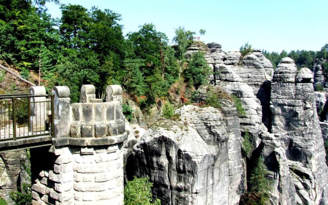 Bastei: La pequeña Suiza alemana