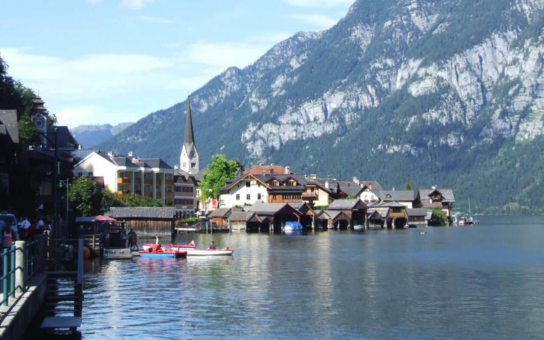 Hallstat, la ciudad más bonita a orillas de un lago
