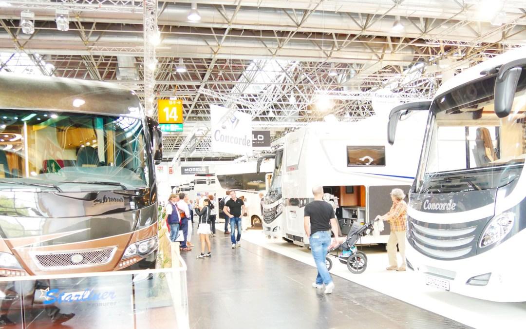 Caravan Salon de Düsseldorf 2017