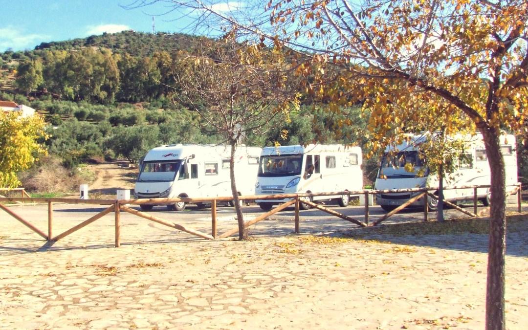 Nueva regulación de las áreas de autocaravana en Andalucía