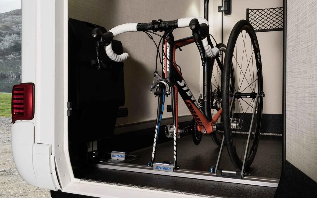 Cómo ordenar el garaje de tu autocaravana