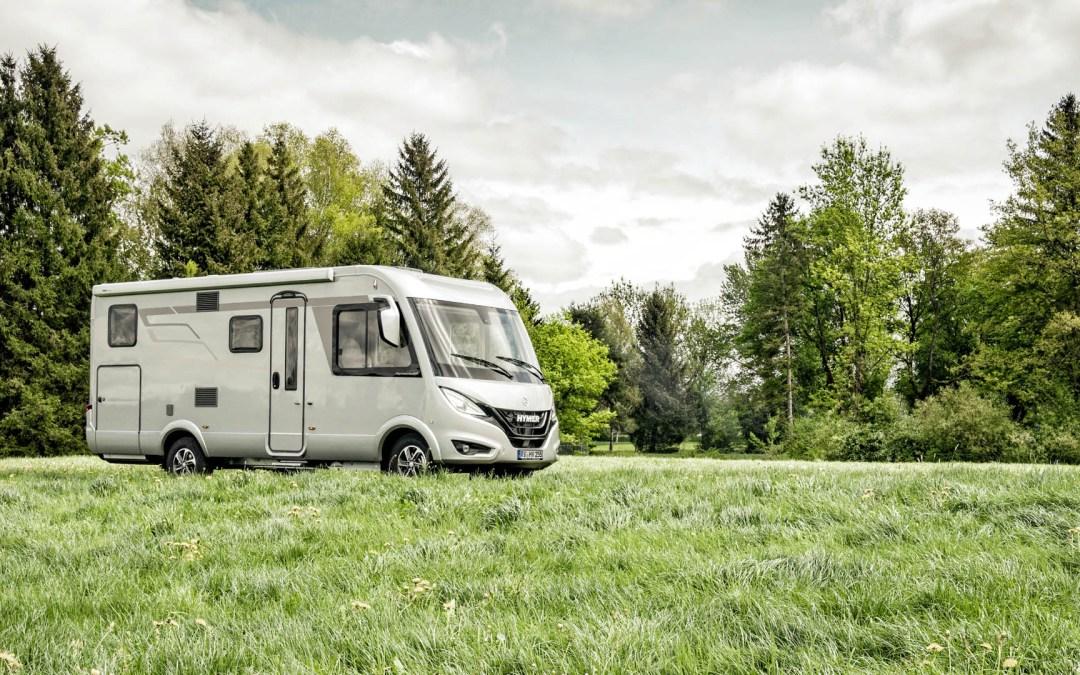 Nueva Clase B Modern Comfort de Hymer con chasís Mercedes Sprinter