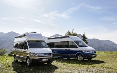 Llega la Volkswagen Grand California