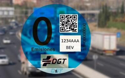 Etiquetas medioambientales en España