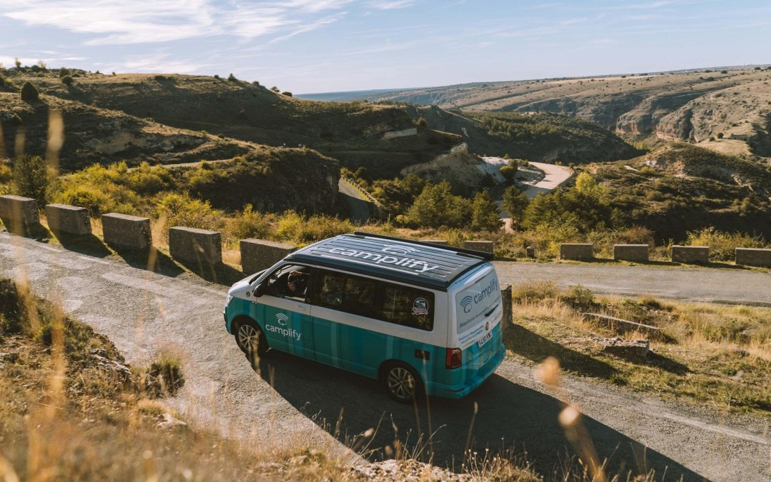 Camplify: la Comunidad de viajeros en autocaravana