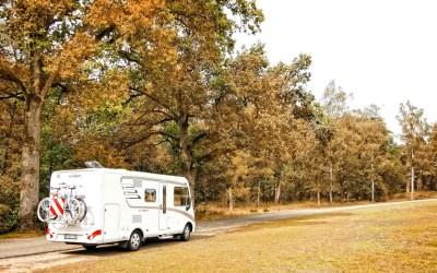Bosques de cuento para viajar en otoño y perderte con tu autocaravana