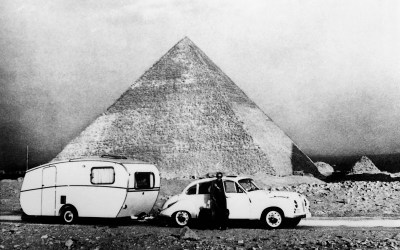 90 aniversario de la primer vehículo de Dethleffs