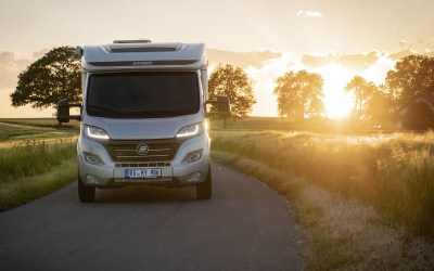 Comparativo autocaravanas perfiladas más compactas