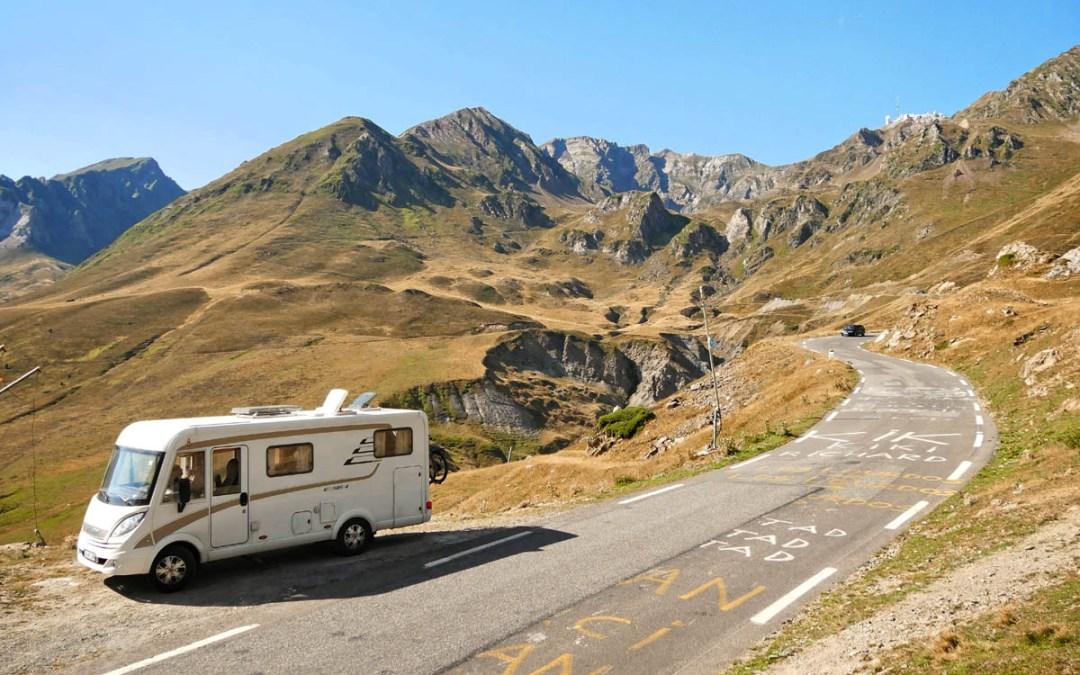 Ruta en autocaravana del Atlántico a los Alpes