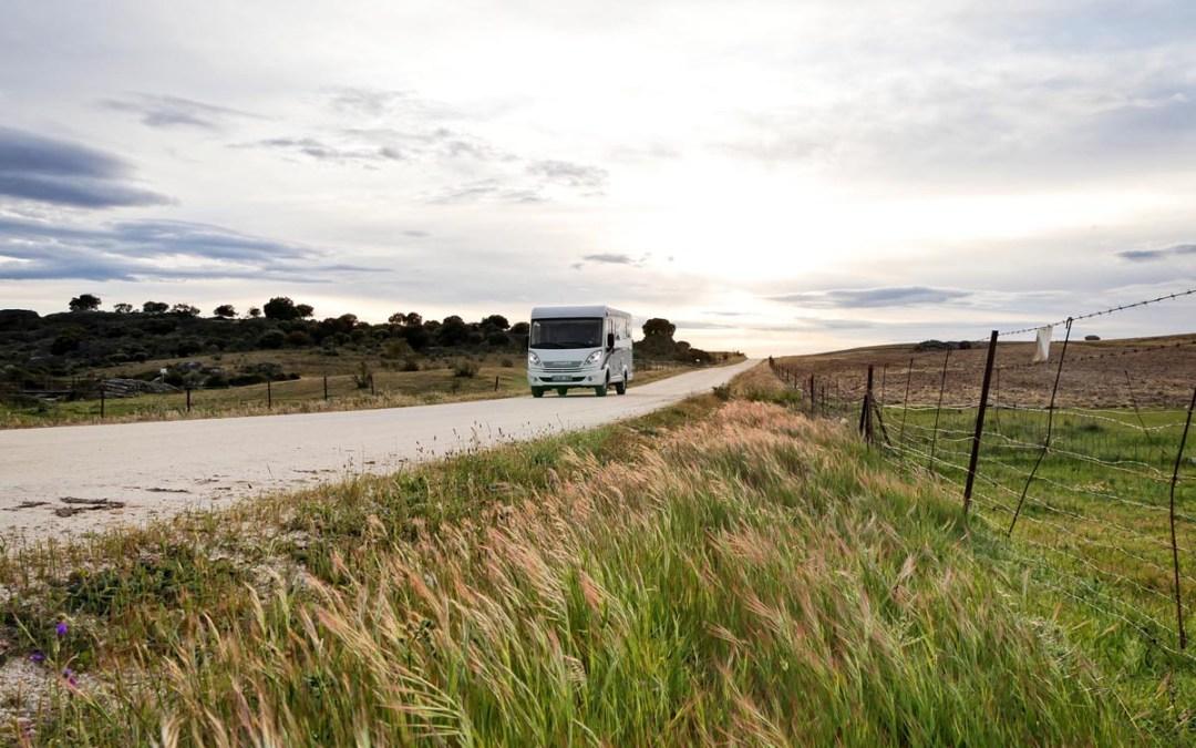 Guía de rutas en autocaravana por España