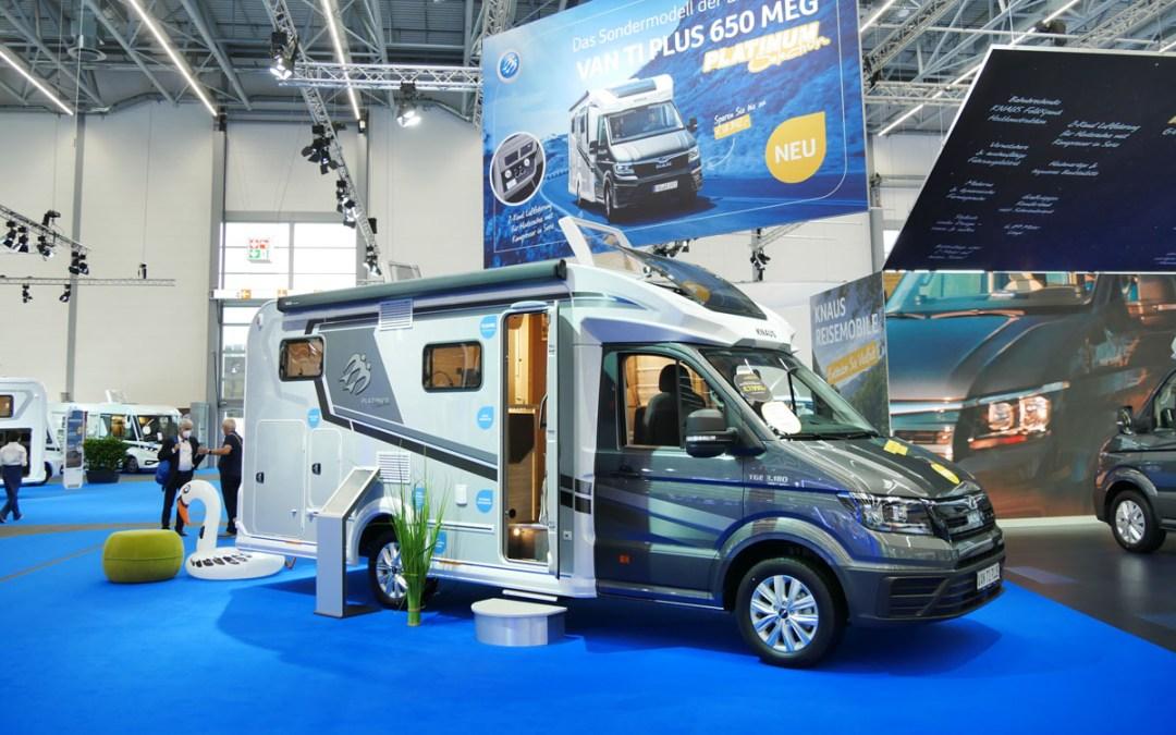 Especial Caravan Salon de Düsseldorf 2021