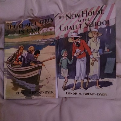 #takingcare100 day 5. Re-reading old favourites - in unabridged versions. Guilty pleasure in enjoying childhood books.