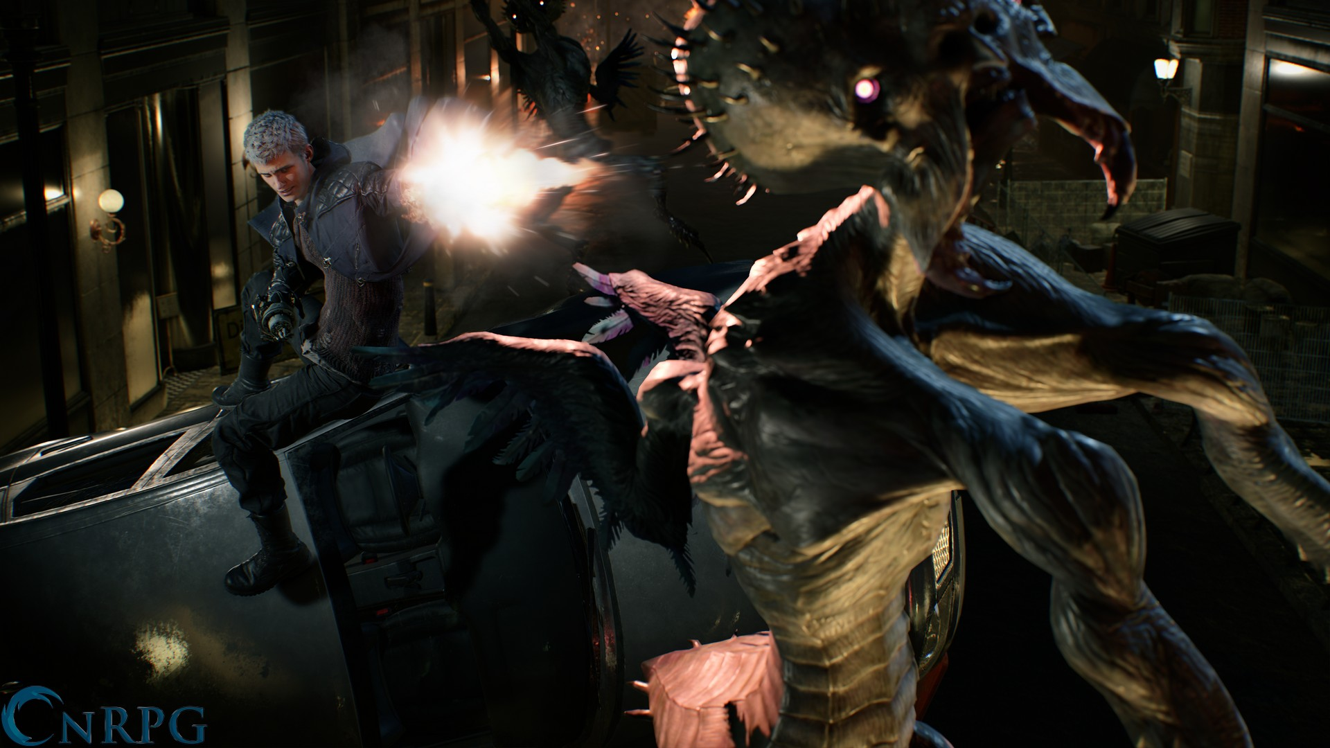 Red Hat Wallpaper Hd Devil May Cry 5 Onrpg