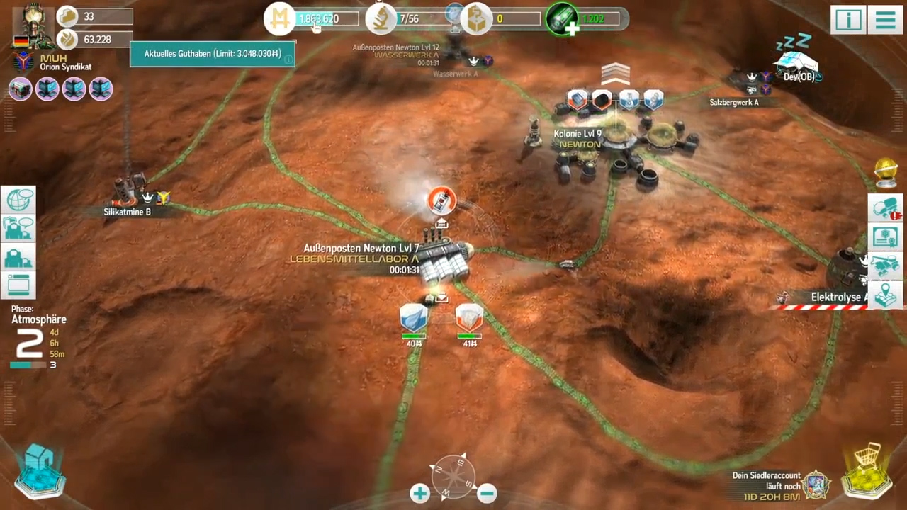 Mars Tomorrow  OnRPG