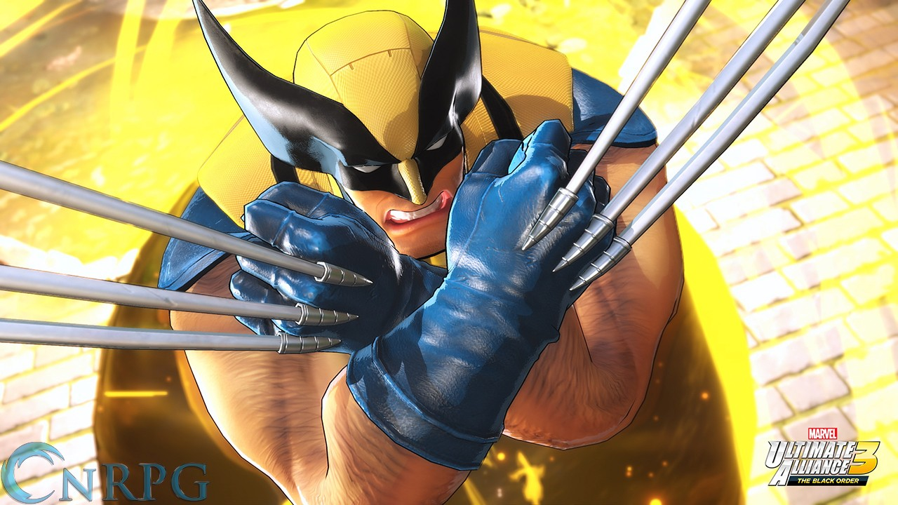 Marvel Ultimate Alliance 3 Onrpg