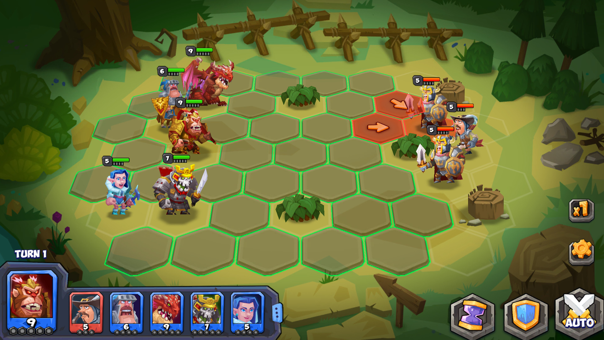 Tactical Monsters OnRPG