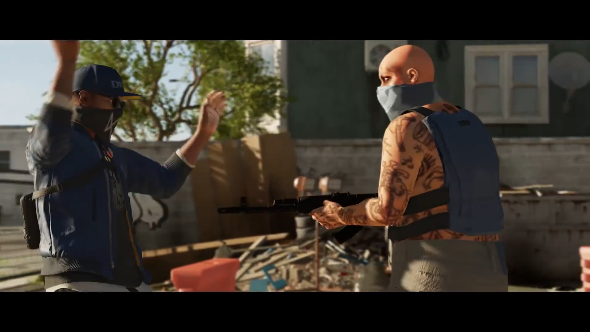 Watch Dogs 2 OnRPG