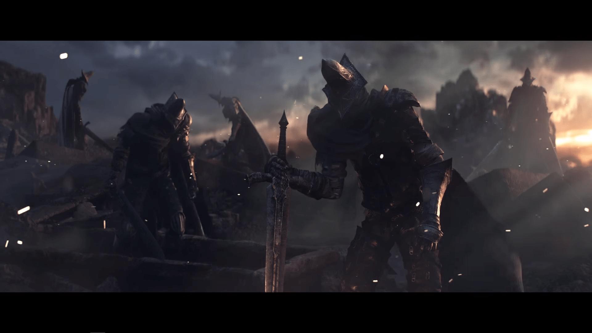 3d Action Game Wallpaper Dark Souls 3 Onrpg