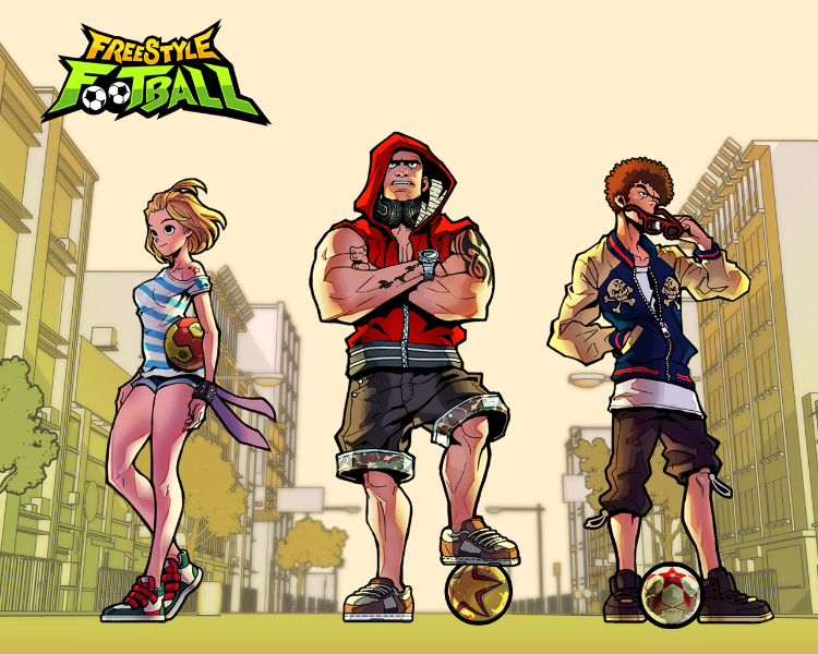 Anime Devil Girl Wallpaper Freestyle Football Onrpg