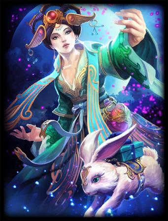 SMITEs Next Goddess Change The Moon Goddess Kit