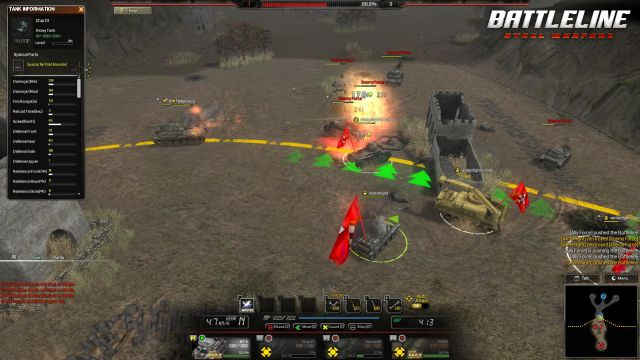Battleline Pic
