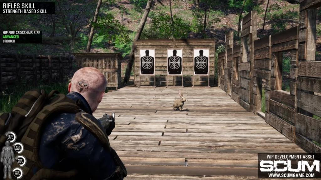 SCUM Overview OnRPG